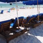 Splsah Panama City Beach Condo Beach Chairs