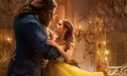 New Triptych Poster For Disney's BEAUTY AND THE BEAST