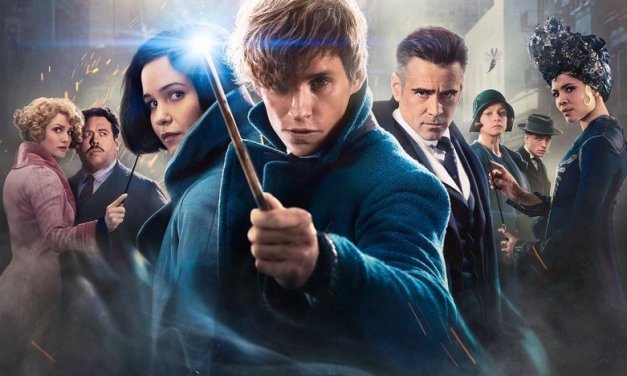Filming Begins On FANTASTIC BEASTS AND WHERE TO FIND THEM Sequel