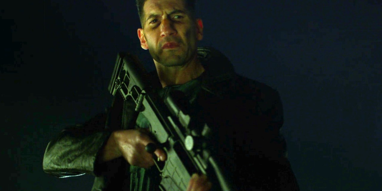 New Punisher Set Photos Find Frank Castle With Some Flowers