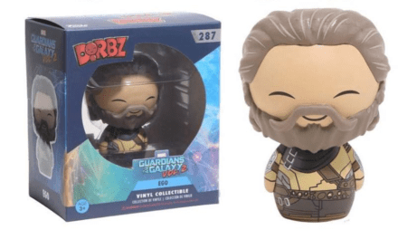 GUARDIANS OF THE GALAXY Toys Show First Look of Kurt Russell's Ego