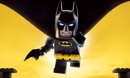 New TV Spot For THE LEGO BATMAN MOVIE