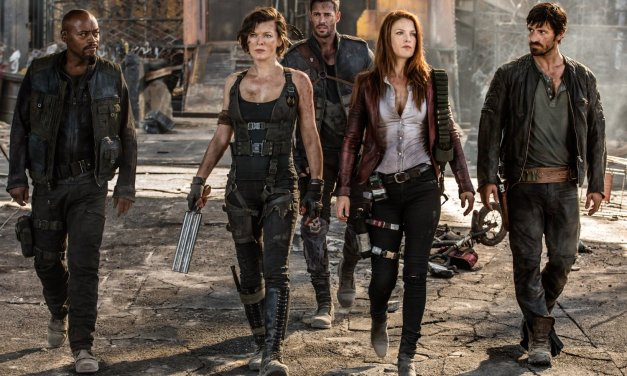 Exclusive: Talking RESIDENT EVIL: THE FINAL CHAPTER With William Levy And Eoin Macken