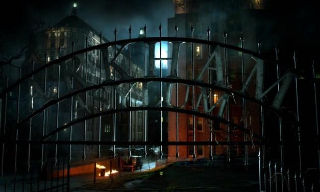 Will Arkham Asylum Be In JUSTICE LEAGUE Film?