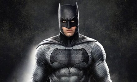 "Affleck Says He's ""Excited"" For THE BATMAN"