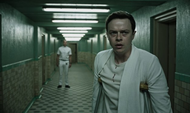 Dane DeHaan In A Hall Confrontation For This First Clip From A CURE FOR WELLNESS
