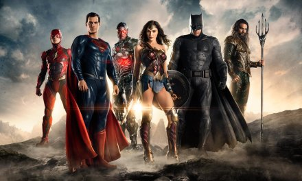 New Photo From JUSTICE LEAGUE Has Been Released!