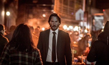 Keanu Reeves Is Back In Two New TV Spots For JOHN WICK CHAPTER 2