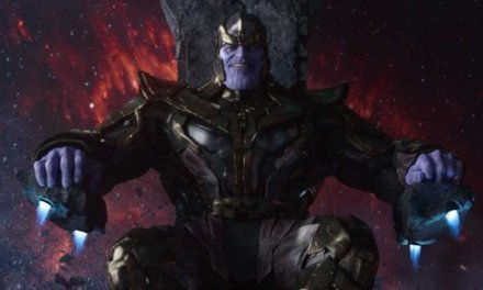 Josh Brolin Shares A Side-by-Side Photo Of Thanos For AVENGERS: INFINITY WAR