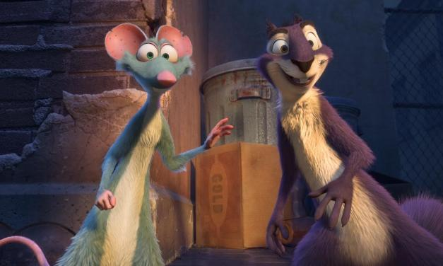 Trailer Debuts For THE NUT JOB 2: NUTTY BY NATURE