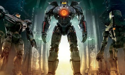 First Look At John Boyega's Robot In PACIFIC RIM: UPRISING