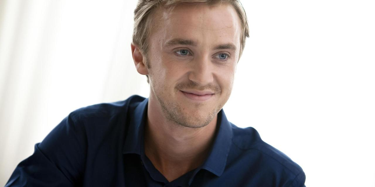 Tom Felton Expresses Interest in Reprising Draco Malfoy Role