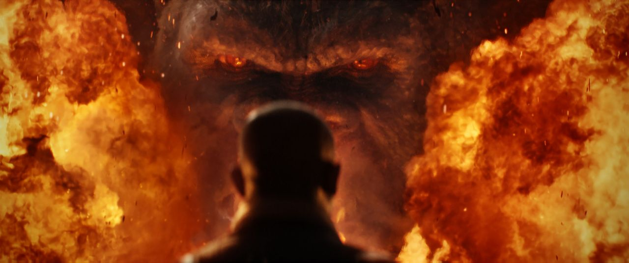 Monarch: King of All Monster Hunters; New Film Clip From KONG SKULL ISLAND