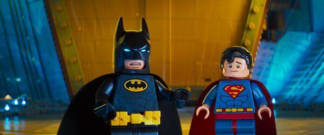 Lego Batman - Superman