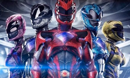 New POWER RANGERS Trailer Is Here!