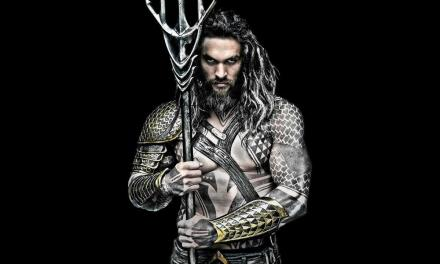 Jason Momoa Talks Up The AQUAMAN Movie