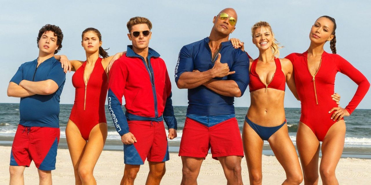 BAYWATCH Super Bowl TV Spot Is Released