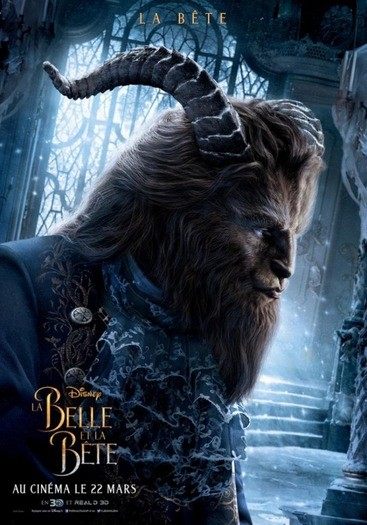 beauty and the beast character posters new international character posters revealed for disney's