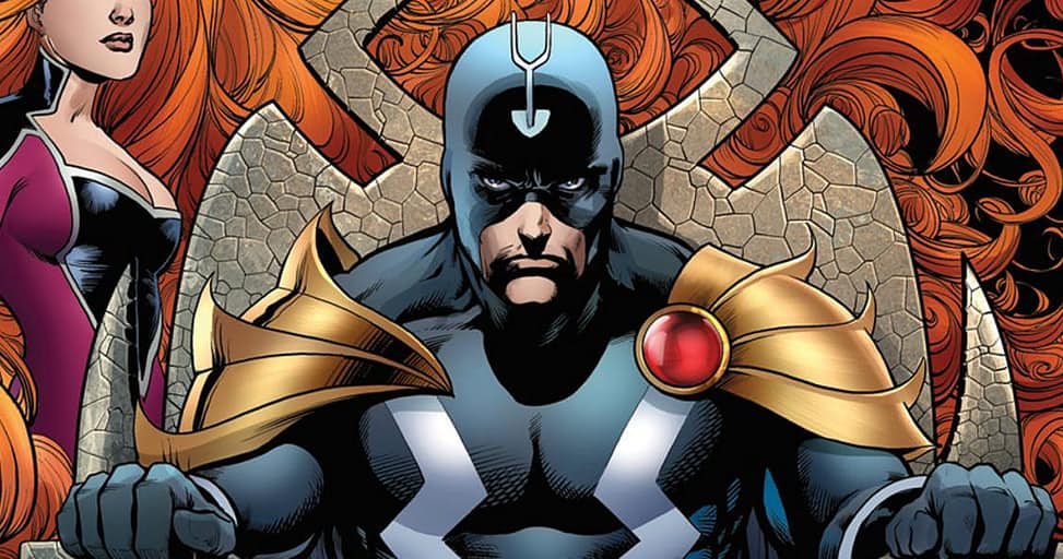 HELL ON WHEELS Anson Mount Lands Black Bolt Role In MARVEL'S INHUMANS TV Series