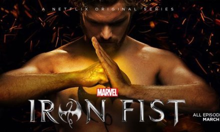 Marvel's IRON FIST Trailer Is Here!!