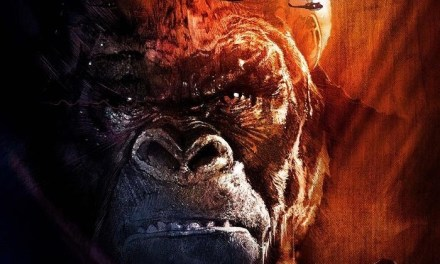Awesome Japanese Poster For KONG: SKULL ISLAND Revealed