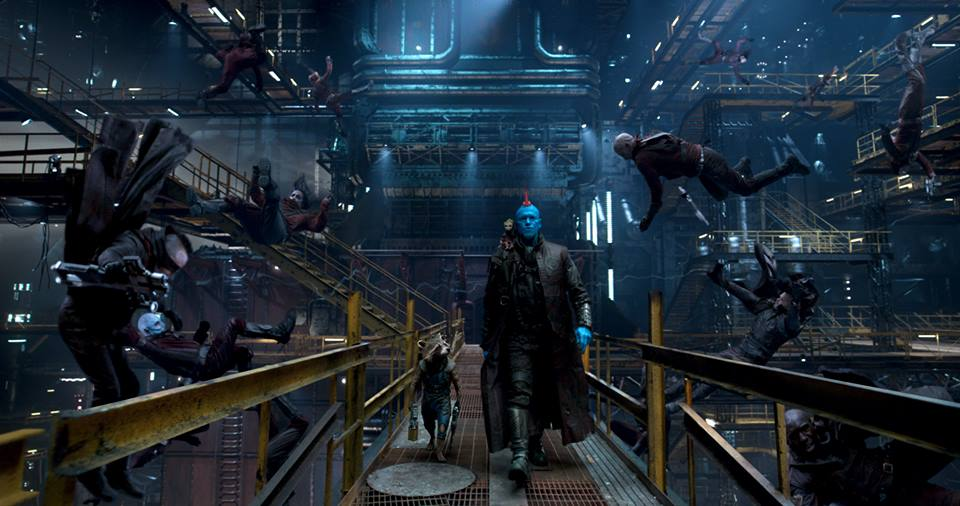 New GUARDIANS OF THE GALAXY VOL. 2 Photo 3