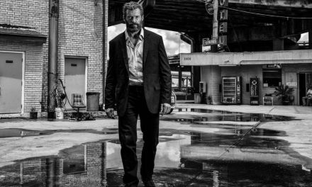 Watch This New LOGAN Film Clip Go Noir
