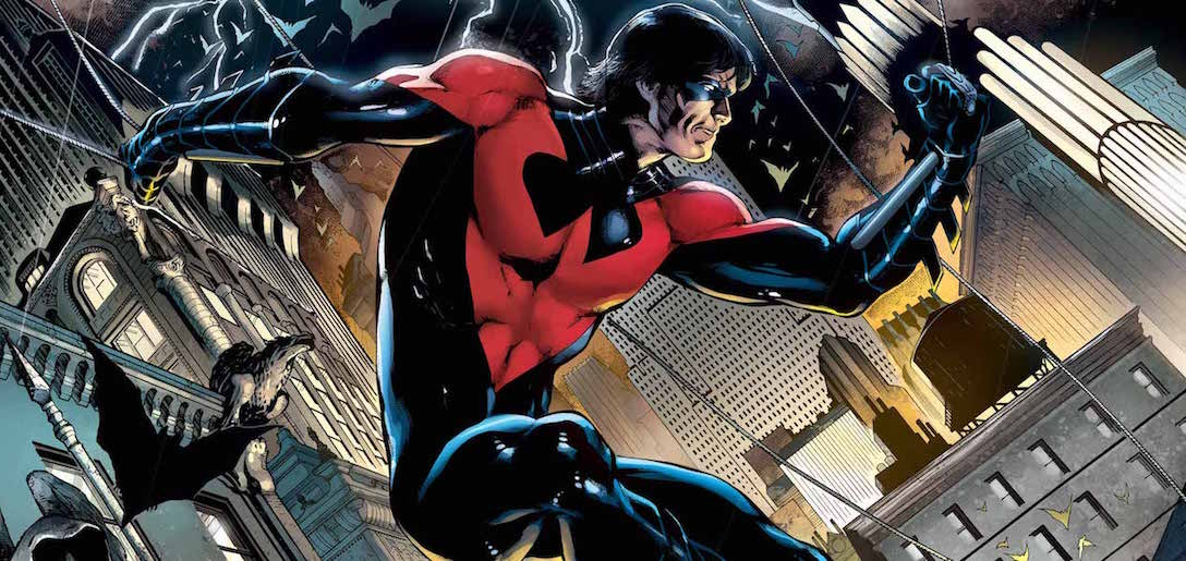 Editorial: Nightwing Welcome To Bludhaven