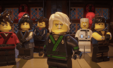 THE LEGO NINJAGO MOVIE Teaser Trailer Teases Tomorrow
