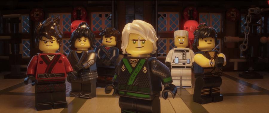THE LEGO NINJAGO MOVIE Teaser Trailer Teases Tomorrow
