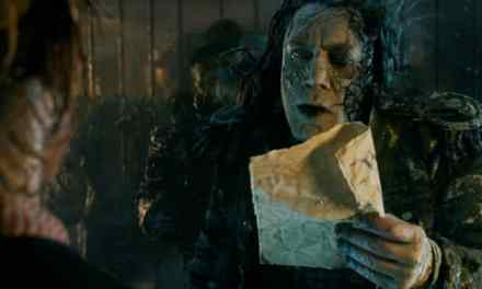 PIRATES OF THE CARIBBEAN: DEAD MEN TELL NO TALES Super Bowl TV Spot Is Here!!