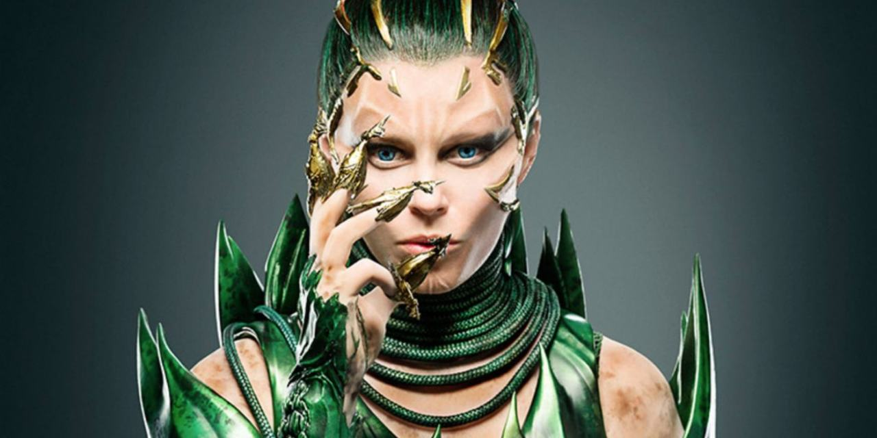 New POWER RANGERS Poster Features Rita Repulsa