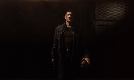 New PUNISHER Photos Show Frank Castle And A Cop Car
