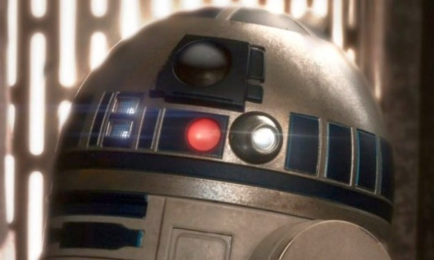 Jimmy Vee Will Be The New R2-D2 For STAR WARS: THE LAST JEDI