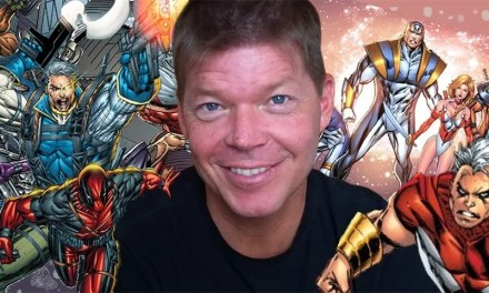 Exclusive Interview: Rob Liefeld Talks EXTREME UNIVERSE, DEADPOOL 2, CABLE, WOLVERINE And More!