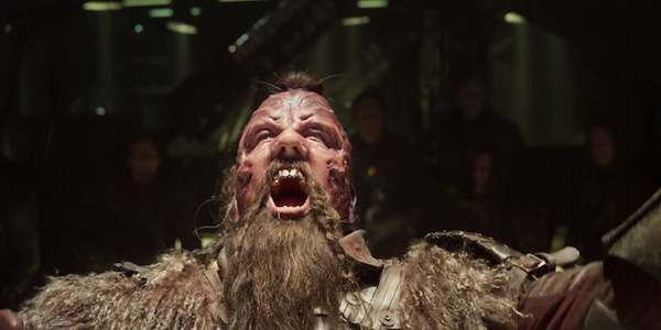 Guardians of the Galaxy Taserface