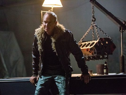 VULTURE MICHAEL KEATON