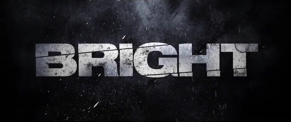 New BRIGHT Photos Feature Will Smith and Joel Edgerton As The First Orc Cop
