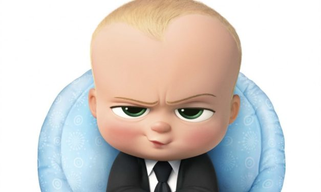 FILM REVIEW: Despite Baldwin, THE BOSS BABY Wets The Bed