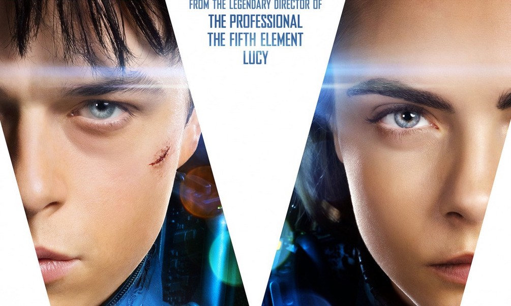 New VALERIAN AND THE CITY OF A THOUSAND PLANETS Featurette