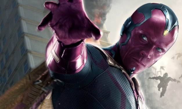 Paul Bettany Shares Behind the Scene Pics of AVENGERS: INFINITY WAR Shoots