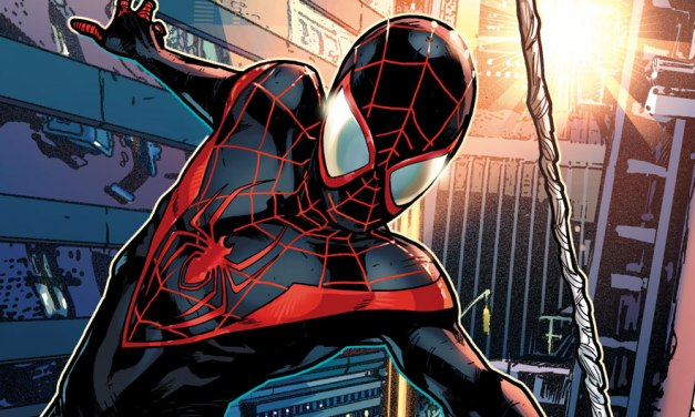 Miles Morales Has Been Cast For The Untitled Animated Spider-Man Feature Film