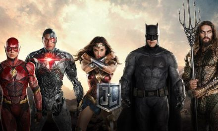 New JUSTICE LEAGUE Teaser Poster Revealed!