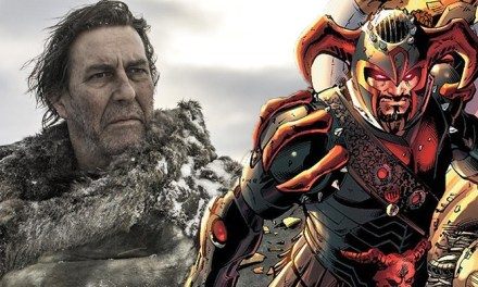 Ciaran Hinds Talks Playing Steppenwolf In JUSTICE LEAGUE