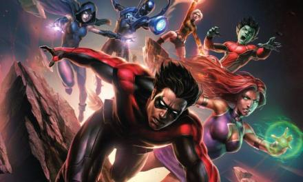 The Judas Contract: TEEN TITANS Ticket To Return?