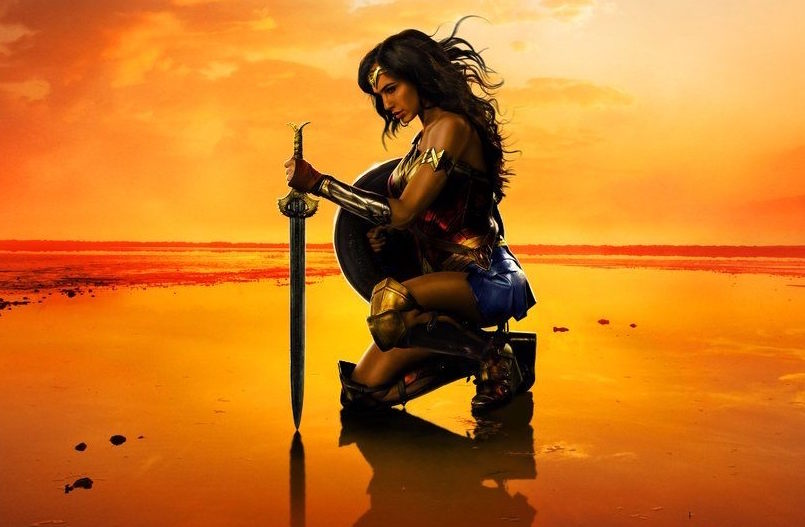 New WONDER WOMAN TV Spot Revealed!