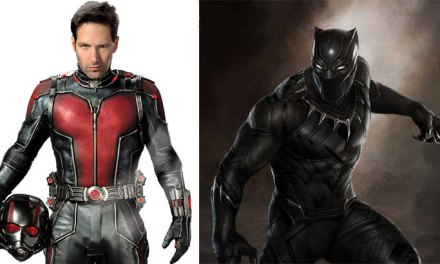 Marvel's Early Look at BLACK PANTHER and ANT-MAN AND THE WASP