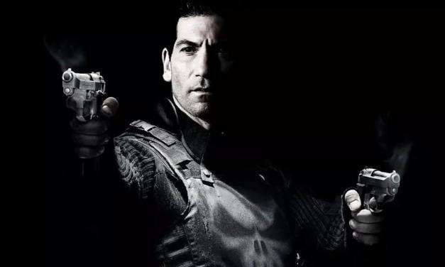 First PUNISHER Poster and Banner for THE DEFENDERS Unveiled for San Diego Comic Con