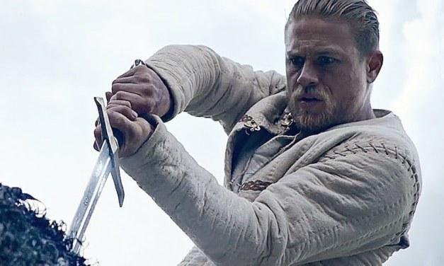 Final KING ARTHUR: LEGEND OF THE SWORD Trailer Released!