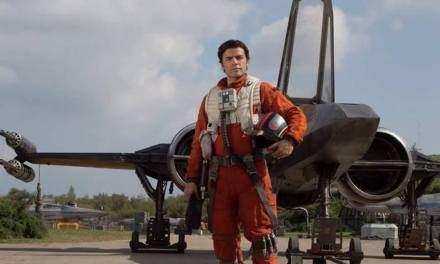 STAR WARS: THE LAST JEDI May Bring Dark Times For Poe Dameron